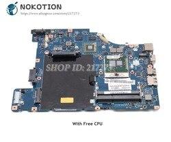 NOKOTION dla Lenovo G460 Z460 laptopa płyty głównej płyta główna w HM55 DDR3 HD4500 darmowe CPU NIWE1 LA 5751P płyta główna|Płyty główne do laptopów|   -