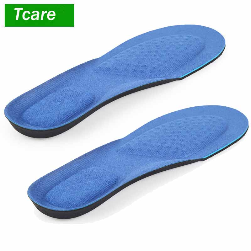 1Pair Sport Breathable Insoles Soft Comfortable Outdoor ...