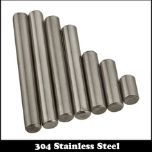 Фотография 10pcs M5 M5*16 5x16 304 Stainless Steel Fasten Cylinder Solid Pins Fixed Parallel Dowel Pin