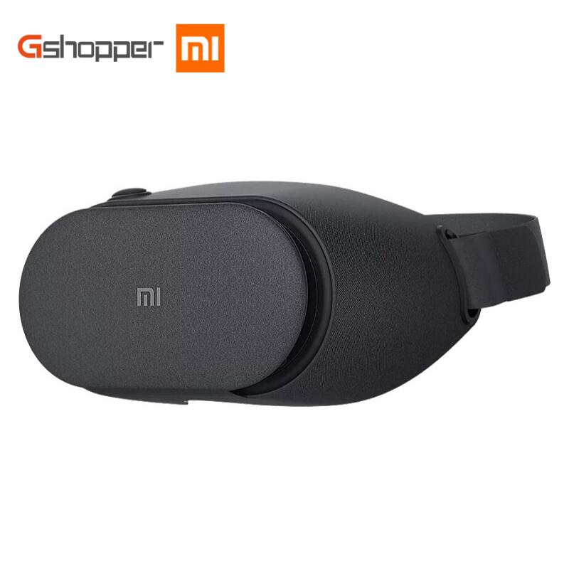 Original Xiaomi Mi VR PLAY 2 PLAY2 3D Glasses Virtual Reality Bluetooth 4.0 Immersive For 4.7-5.7 Smart Phone IOS Android