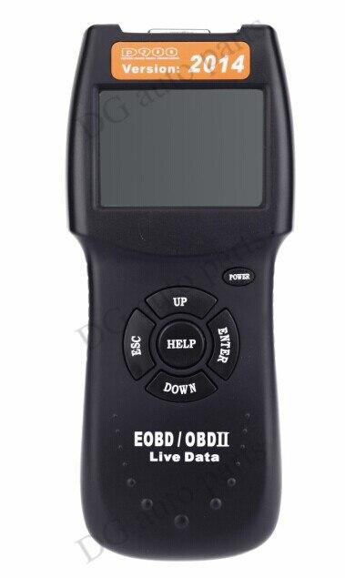 D900 Diagnostice Tools D900 Scanner Universal OBD2 EOBD CAN Fault Code Reader Scanner Diagnostic Scan For Any Car