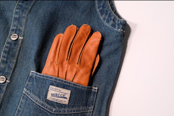 Image 4 - Japan Style Mens Spring  Vintage Denim  Vest  Multi Pocket Cargo Vests  Single Breasted Jeans Vests Jacket Waistcoat  Ds50302-in Vests & Waistcoats from Men's Clothing