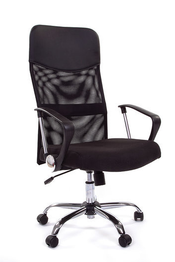 High Quality Office Chair Computer Genuine Leather Lifting Staff Armchair Executive Comfortable Gaming Free