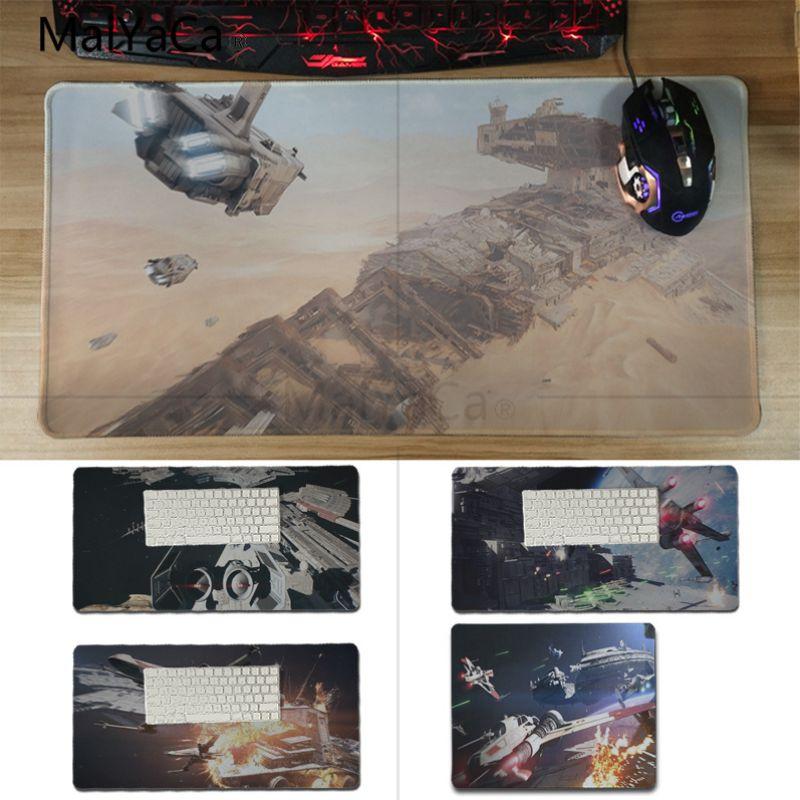 Yinuoda star wars desert 2 DIY Design Pattern Game mousepad Size 20X25/25X29 CM Lock Edge30x60 cm Gaming Mousepads