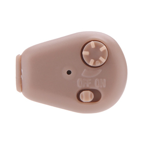 Image 3 - جيب صغير السمع قابل للتعديل الرقمية في سماعة أذن الإيدز وراء الأذن مكبر صوت قابلة للشحن لكبار السن