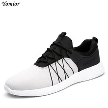 Men Shoes New Arrival Fashion Mesh Breathable Spring Casual Shoes for Men Comfortable Flats Leather Shoes Sapatos Masculino