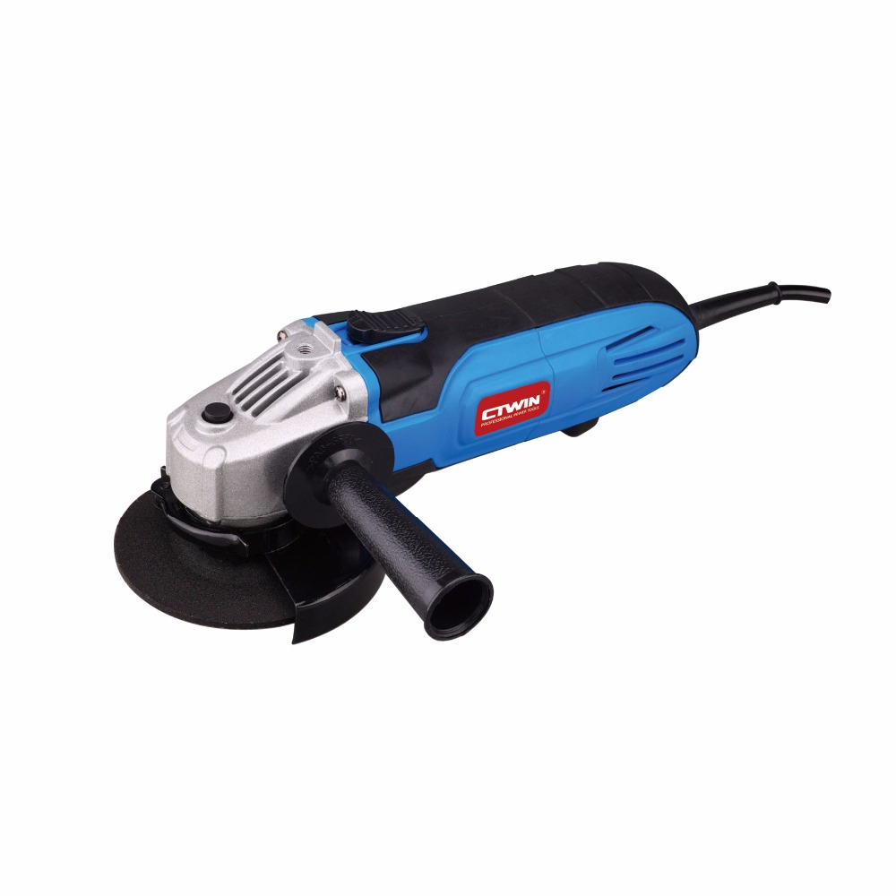 электрическая угловая шлифовальная машина 125 мм