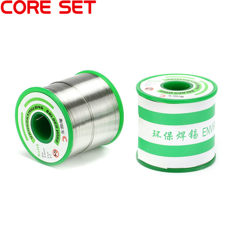 800g 99.3% Cu0.7 Flux 2.2 Soldering Tin Wire Lead Free Clean High Activity Environmentally Friendly Rosin Core Solder Wire стоимость