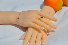 New arrival! A few realistic Silicone female Mannequin Mannequin Hands for the ring and Nail Jewelry, hand Model