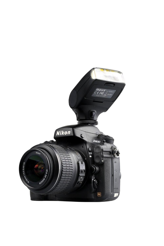 Meike MK320 HSS վարպետ կառավարման TTL ֆլեշ - Տեսախցիկ և լուսանկար - Լուսանկար 2
