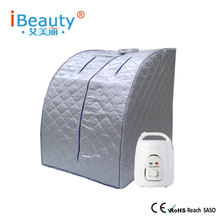 Steam Sauna room Home sauna spa  Household sauna bath machine deeply cleaning and detox Relieve fatigue and working pressure