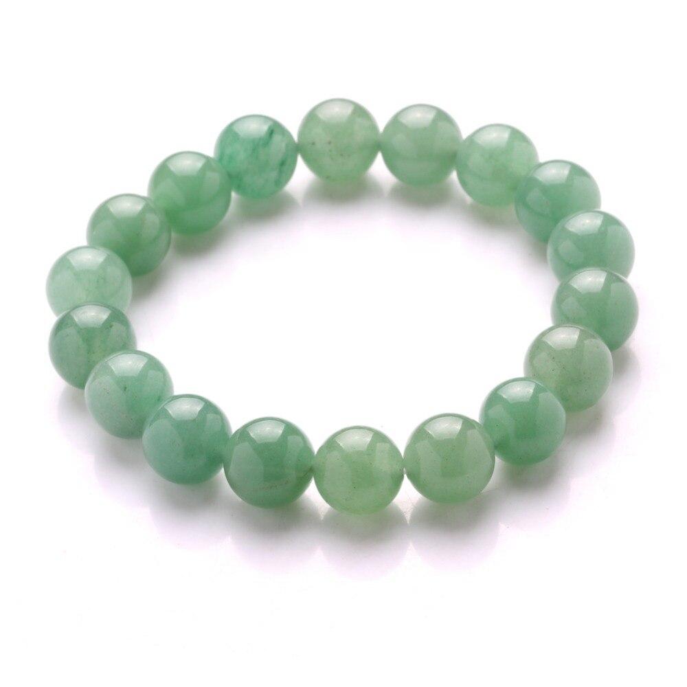 12 มิลลิเมตรสีเขียว A Venturine - การตกแต่งบ้าน
