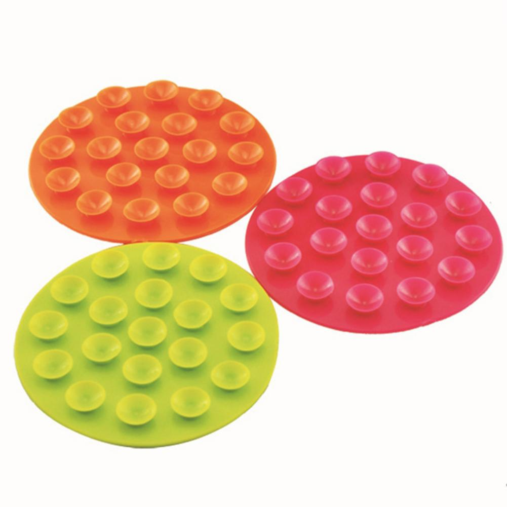 UNTERING Baby Feeding Bowl Cup Anti Slip Placemat Double Sided 19 Suction Sucker Mat Pads