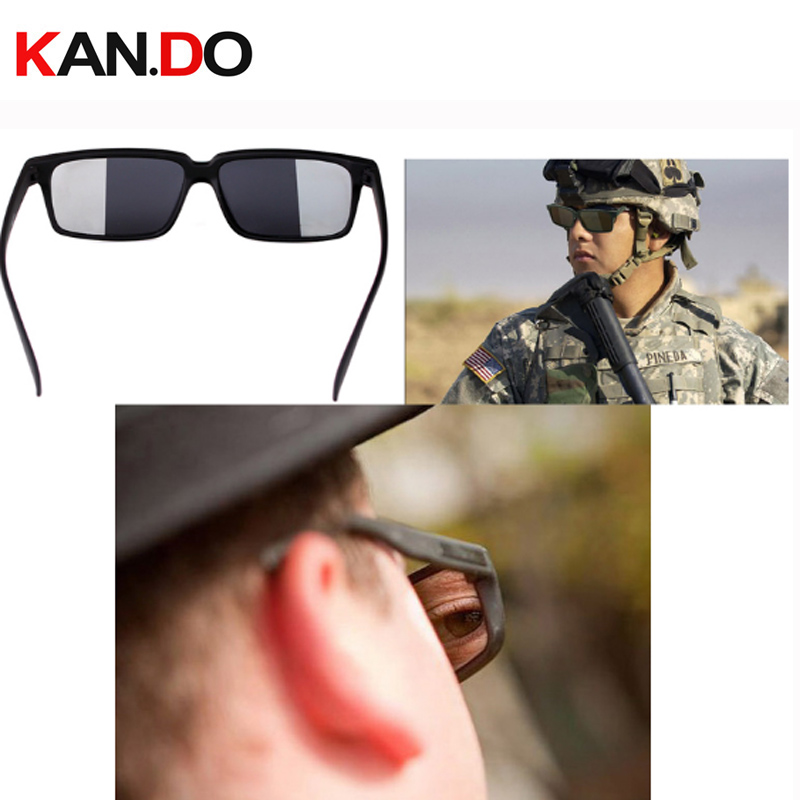 Eye Protection Tool Glasses 18deg Rearview Sunglasses Anti-track Monitor Glasses Tool Stylish Mirror Fire Google Function