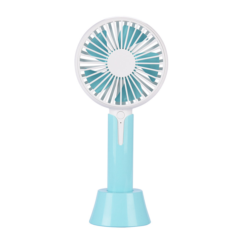 Fans Home Appliances Usb Charge Handhold Summer Cooling Fan 1200mah Battery Double Head Ventilator Discounts Price