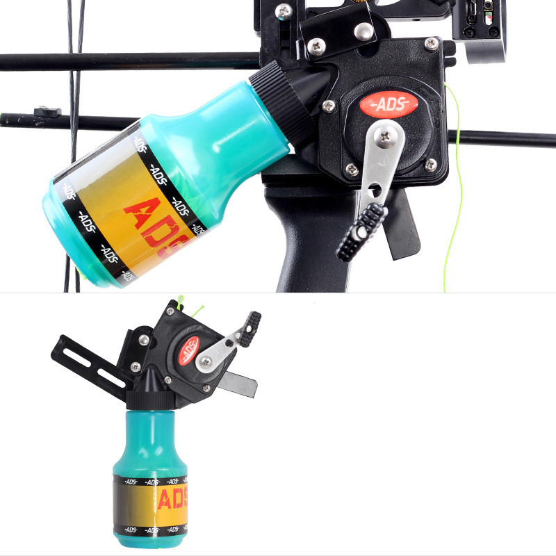 Compound bow universal Hottest Bow Fishing Reel for Compound Bow and Recurve Bow Shooting Tool Fish