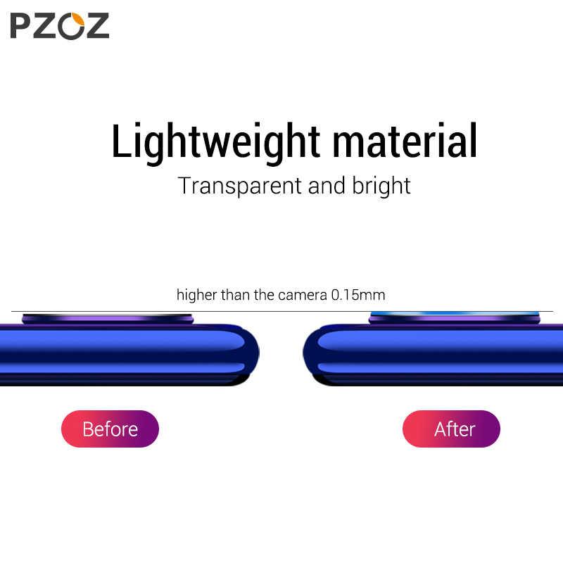 PZOZ Cho Xiao Mi Đỏ MI Note 7 K20 Pro Mi 9 SE Mi 9 mi 9SE Camera Len Bảo Vệ kính cường lực 0.15mm Trong Suốt Bộ Phim Bảo Vệ Lưng Len