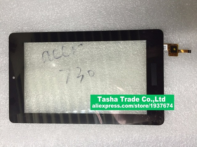 Touchscreen for Acer Iconia One 7 B1-730HD B1 730HD touch screen panel digitizer glass LCD display replacement