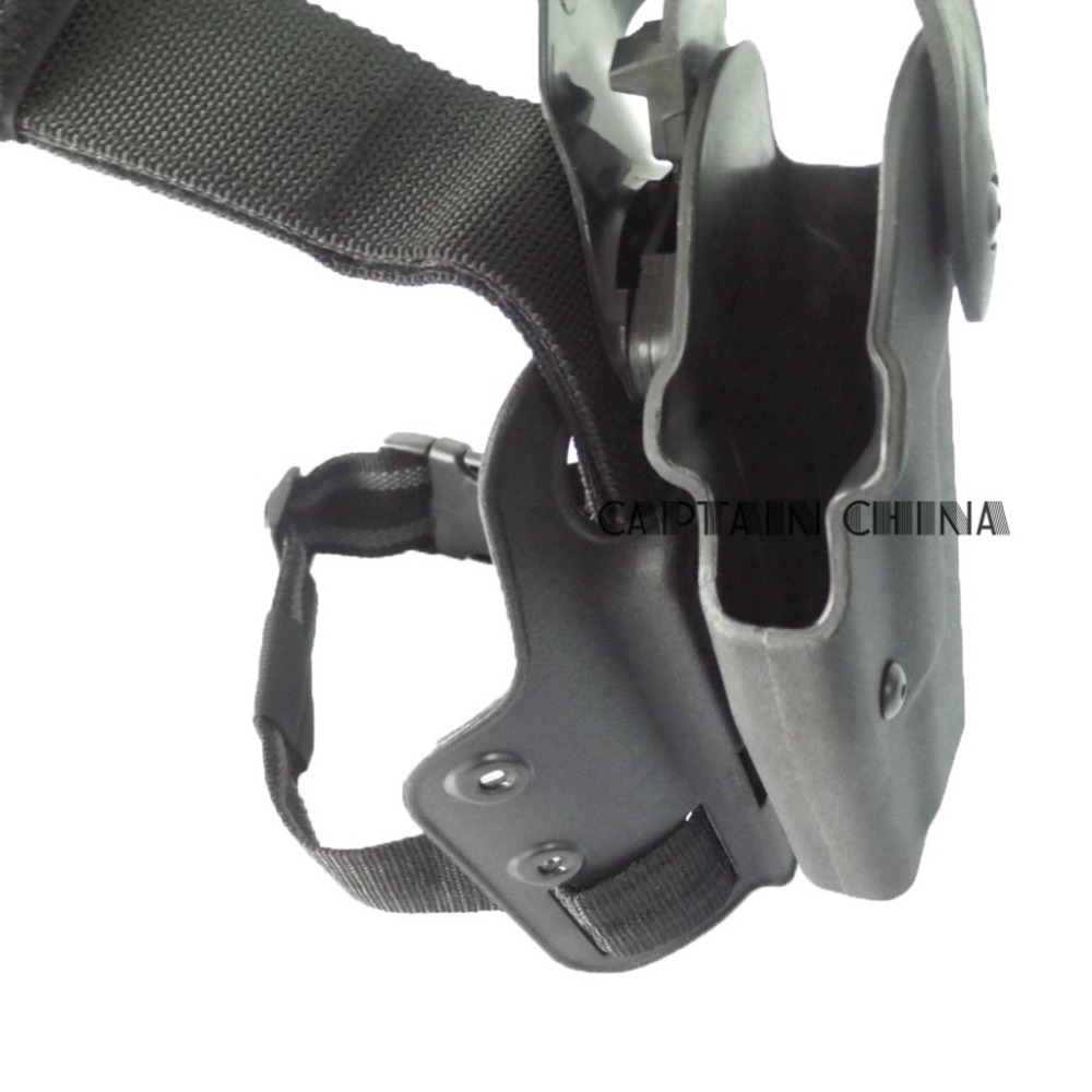 Compact Tactical Leg Holster Right Hand Leg Holster Hunting Thigh Gun Holster fits SIG SAUER P226 P228 P229