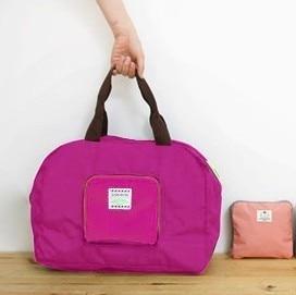 Foldable Travel Tote Märke resväska bär på väska Fritid Kvinna - Väskor för bagage och resor - Foto 4