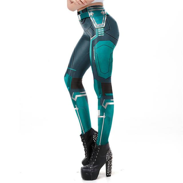 Women's Superhero 3D Pants