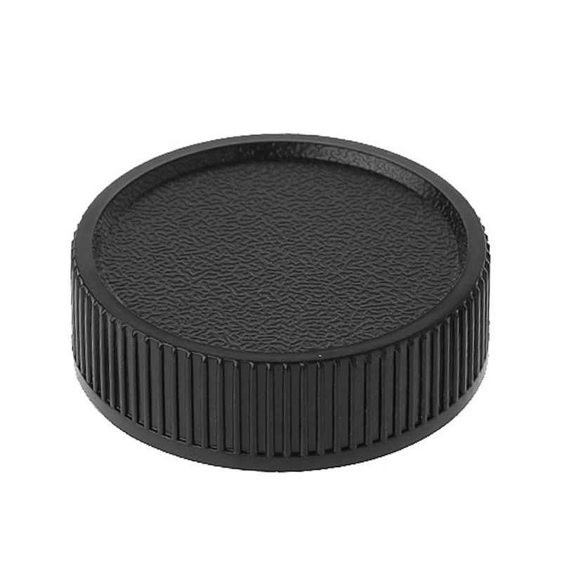 Rear Lens Cap Cover Screw Mount For Universal 39mm Leica M39  L39 Black