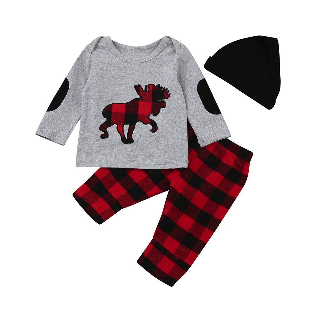 Комплект одежды из 3 предметов для одежда для малышей Обувь для девочек Обувь для мальчиков Милая одежда с героями мультфильмов комплект То...