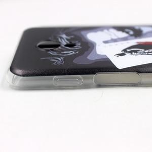 Image 5 - Phone Case For Meizu M6 M6S M5C M5 M5S M3S M3 Note Soft Silicone TPU Cool Painted Back Cover For Meizu Pro 6 U10 U20 16th Case