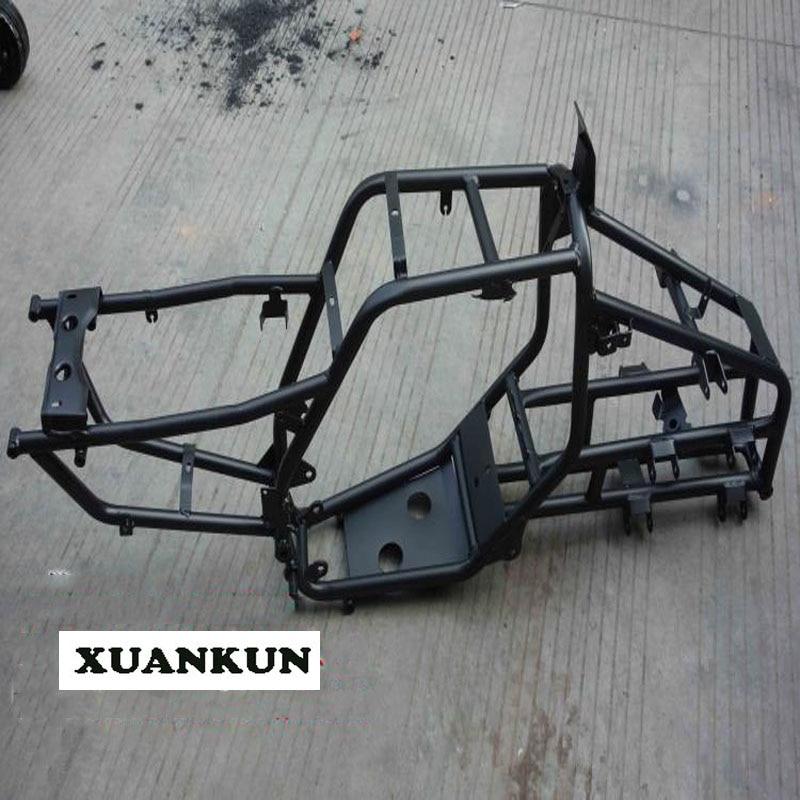 XUANKUN 150-250СС пляж раме автомобиля изменен DIY четыре колеса пляж основной раме автомобиля
