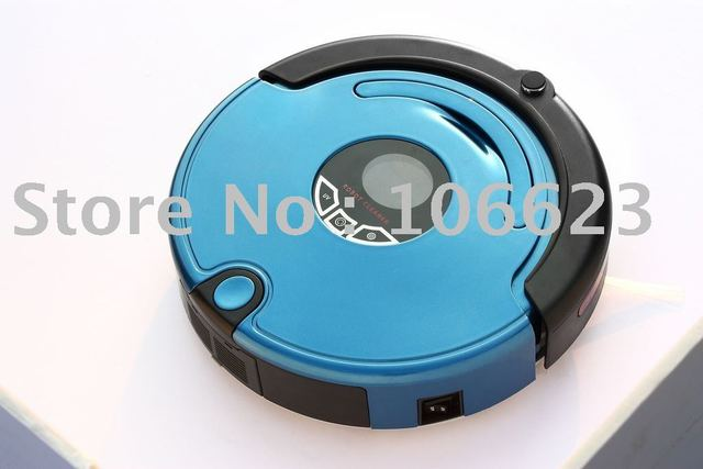 Wholesale Freeshipping KL310 High Quality Cheap Automatic Sweep Household Cleaner Robot Vacuum Virtual Wall Charging Stat