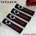 4 UNIDS shiping Libre Del Coche todo el algodón para Ssangyong kyron actyon rexton korando car styling