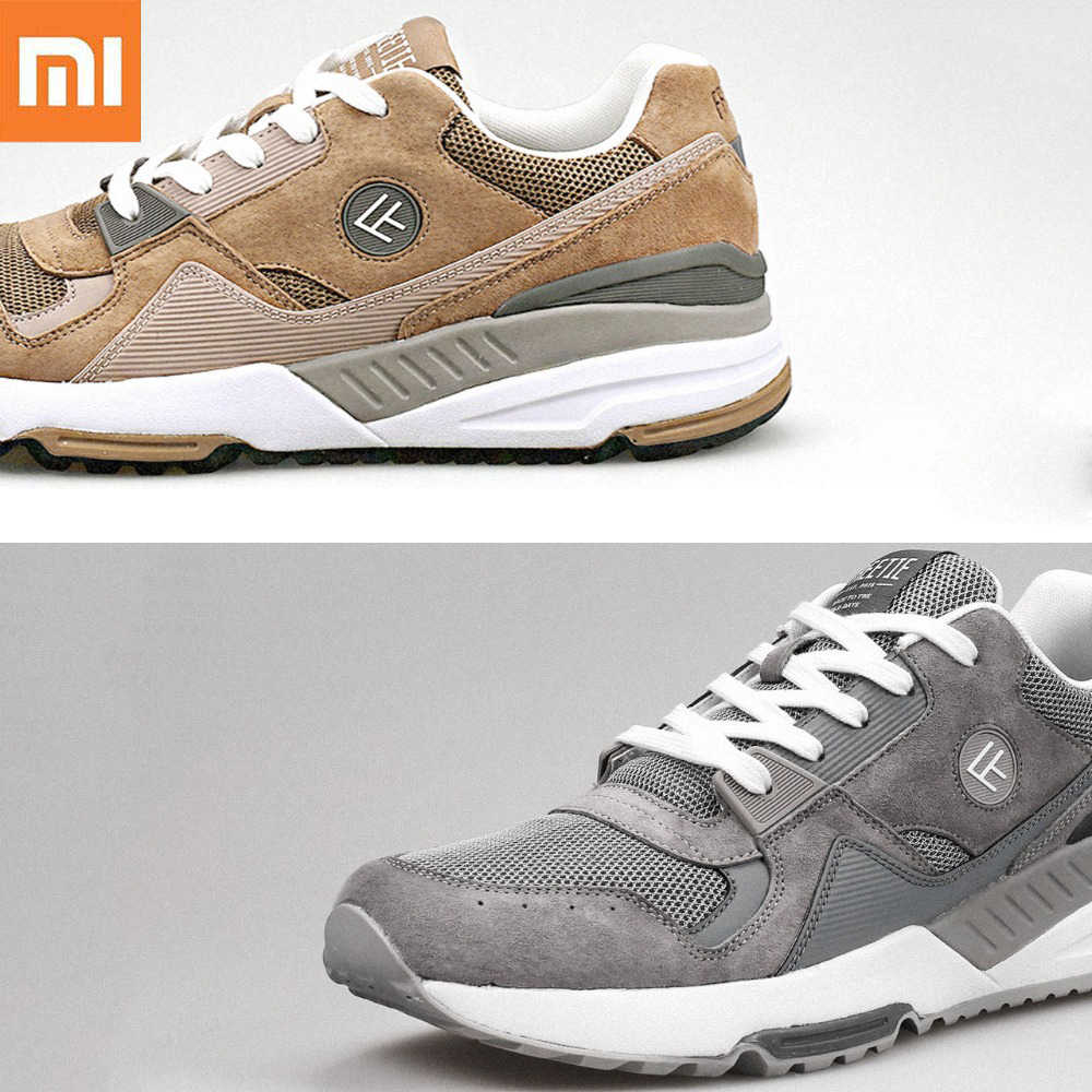 Xiaomi FREETIE Sports Shoes Shock absorption Breathable Flexible  Casual Energy storage suspension Shoes Sneakers For Men