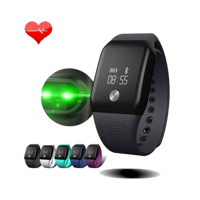 A88+ Bluetooth smart bracelet with Blood oxygen wristband Heart Rate Moniter Fitness Tracker Sleep Monitor Pedometer smart watch