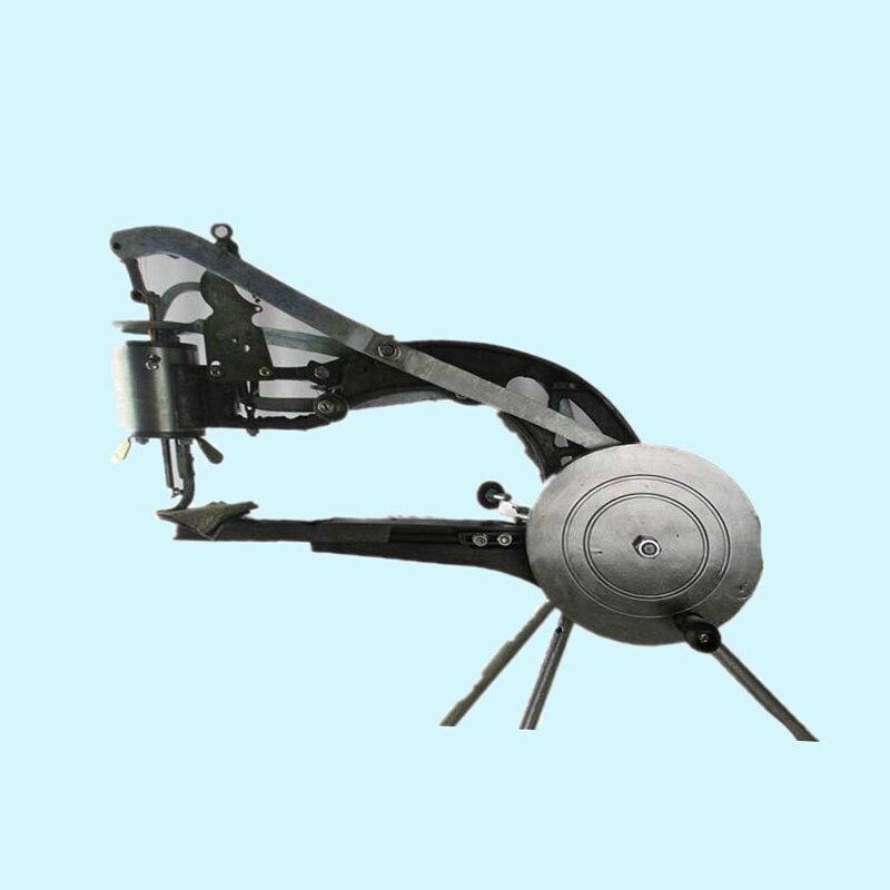 ФОТО 1pcs New Manual Industrial Shoe Making Sewing Machine Equipment