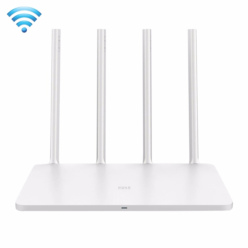 Original Xiaomi Mi WiFi Wireless Router 3C MIWIFI APP2.0 OS Dual ROM 16MB Flash + 64MB DDR2 2.4GHz 300Mpbs with 4 Antennas