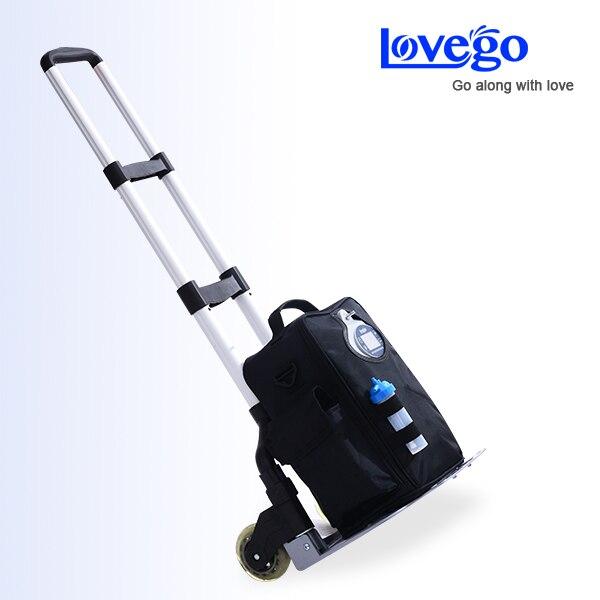 Новые Портативный концентратор кислорода/кислорода путешествия устройства/легко носить/1 5 настроек равно 1 4.5LPM/ 87 95% чистоты/4 часов автоном