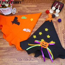 FUNNYBUNNY Fashion Masquerade Witch Hat Halloween Parties Carnivals Party Decorative