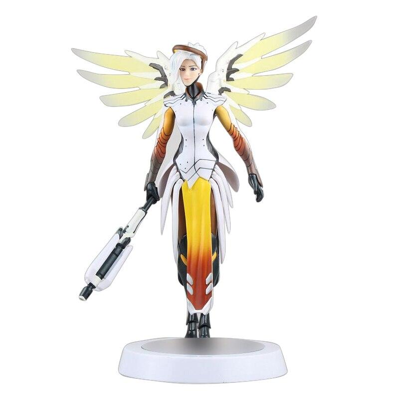 Figure d'action OW miséricorde modèle maternelle Speelgoed Geschenken Collectie traceur PVC 30 CM jeu figuur