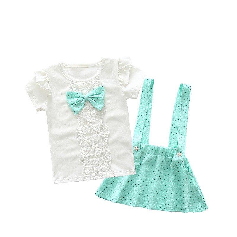 BibiCola baby girls clothing sets baby girls summer clothes infant girls clothes clothing for newborn baby girl tracksuit set