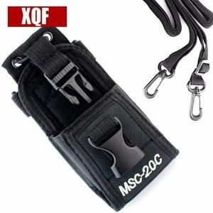 XQF MSC-20C Multi-function Radio Case Holder for Baofeng UV 5R 5RA 5RB 5RC 5RD 5RE+ 5RA+Two Way Radio