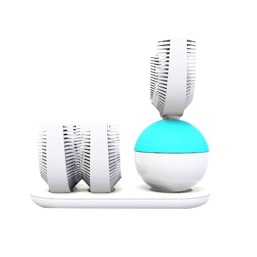 Brosse à dents électrique pour adultes 360 mise à niveau Rechargeable automatique brosse à dents blanchiment des dents FDA/IPX7 charge sans fil F4.11 - 3