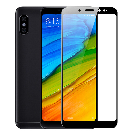 3D Full Cover Tempered Glass For Xiaomi Redmi Note 5 5A Glass Redmi Pro 5A Screen Protector