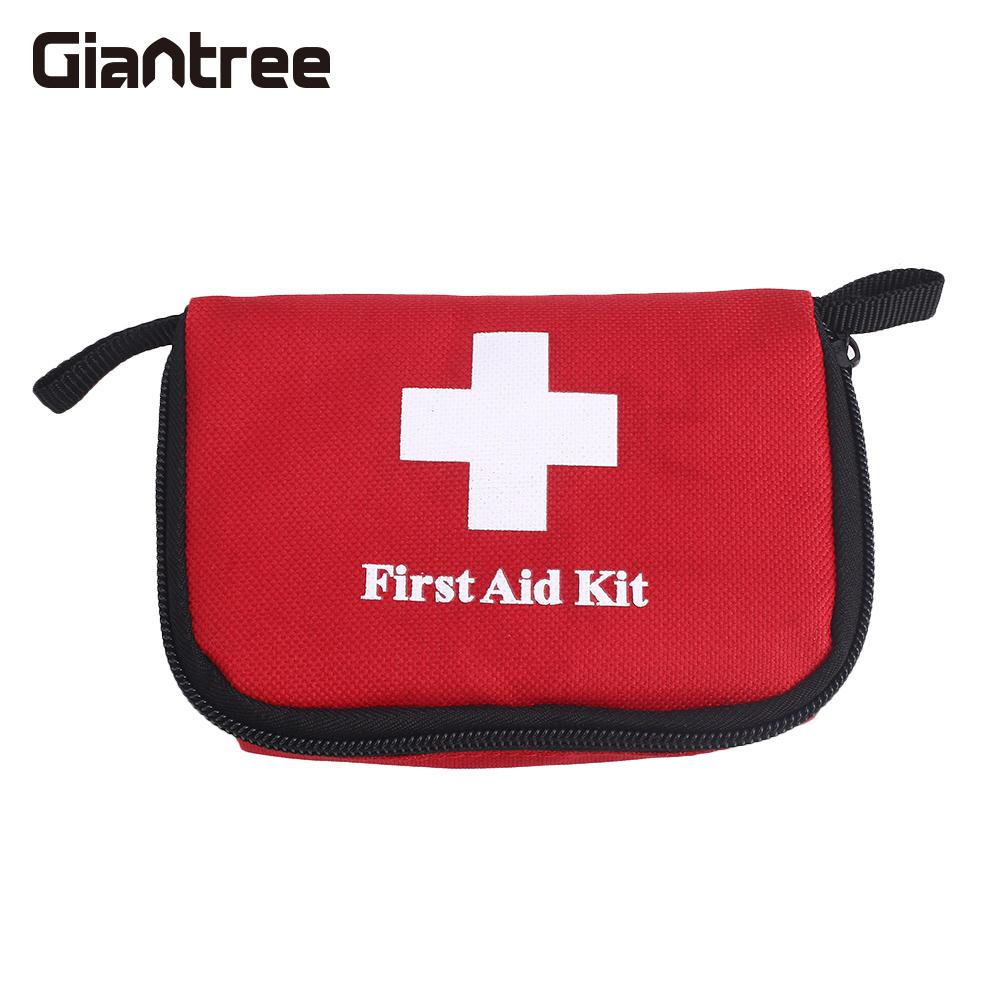 First Aid Kit Empty Travelling Lightweight Rescue Bag Canvas Bag Medical Emergency Bag CarFirst Aid Kit Empty Travelling Lightweight Rescue Bag Canvas Bag Medical Emergency Bag Car