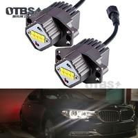 OTBS No Error High Powerful 40 Watt Lamp For BMW E90 LED Angel Eyes For BMW E90 E92 F30 LED Marker