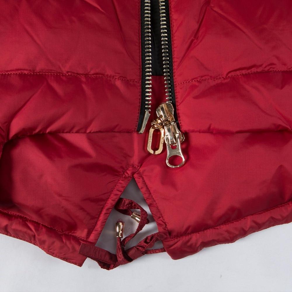 BOSIDENG women's clothing winter thick down coat female medium-long down jacket big fur collar big collar wide-waisted B1501136