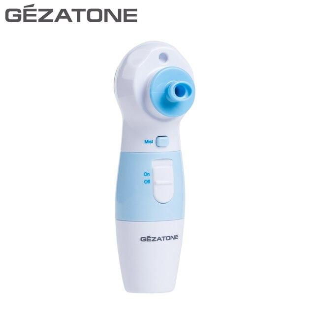 Аппарат Gezatone Super Wet Cleaner PRO для вакуумного очищения пор кожи 4 в 1 — чистка лица, пилинг, удаление комедонов и угрей, деликатный роликовый массаж лица