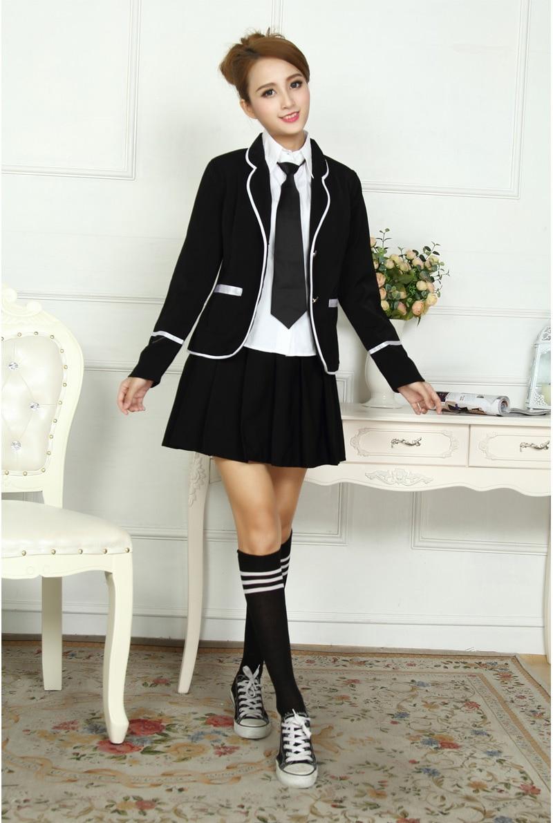 South Korean Uniform 118
