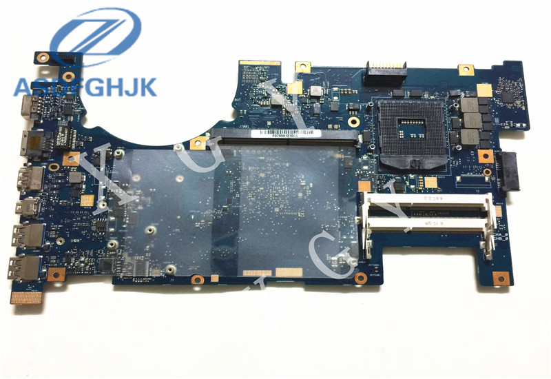 Laptop motherboard For ASUS G75VX REV: 2.0 2D effects motherboard DDR3 Non-integrated 100% tested OK for asus k52jt k52dr laptop motherboard 60 n1wmb1100 rev 2 3 8 video memory non integrated graphics card 100
