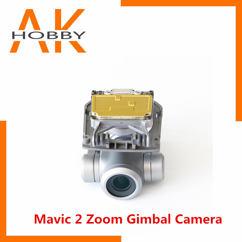 Original DJI Mavic 2 Zoom Gimbal Camera Mavic 2 Zoom Gimbal Sensor Camera with Flex Cable