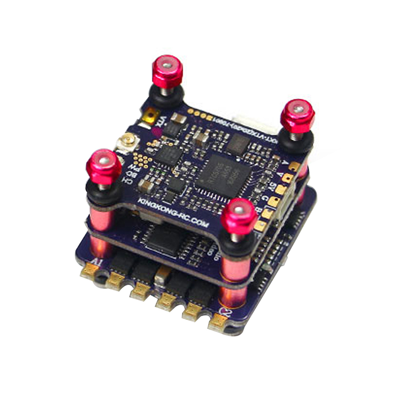 LDARC KK F4+OSD 3 Layer KK Tower 12A 20A BLHELI-S 4in1 ESC 0-200MW VTX For FPV Racing Drone RC Racer emax f4 magnum tower parts bullet 30a 4 in 1 blheli s esc 2 4s built in current sensor for rc multicopter models motor frame